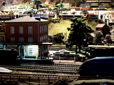 Bourton Model Railway