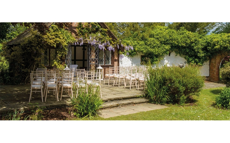Summer house at Ghyll Manor Hotel & Restaurant
